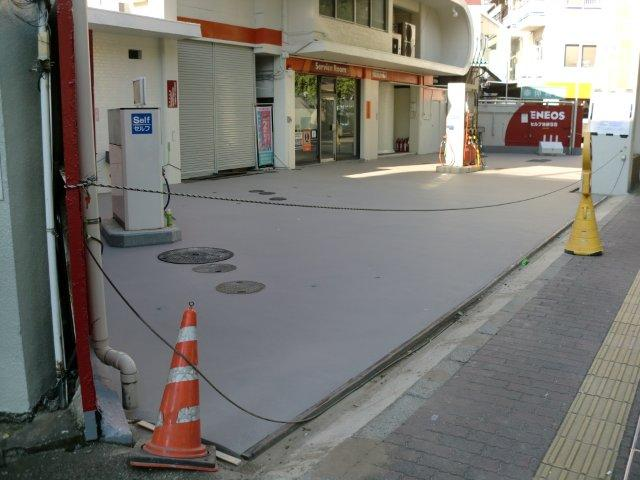 LPガス充填所MFモルタルハード工法